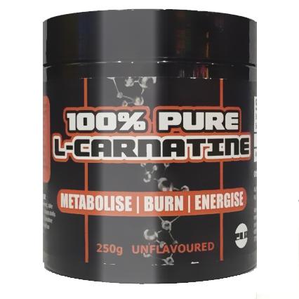 100% PURE ACETYL L-CARNATINE