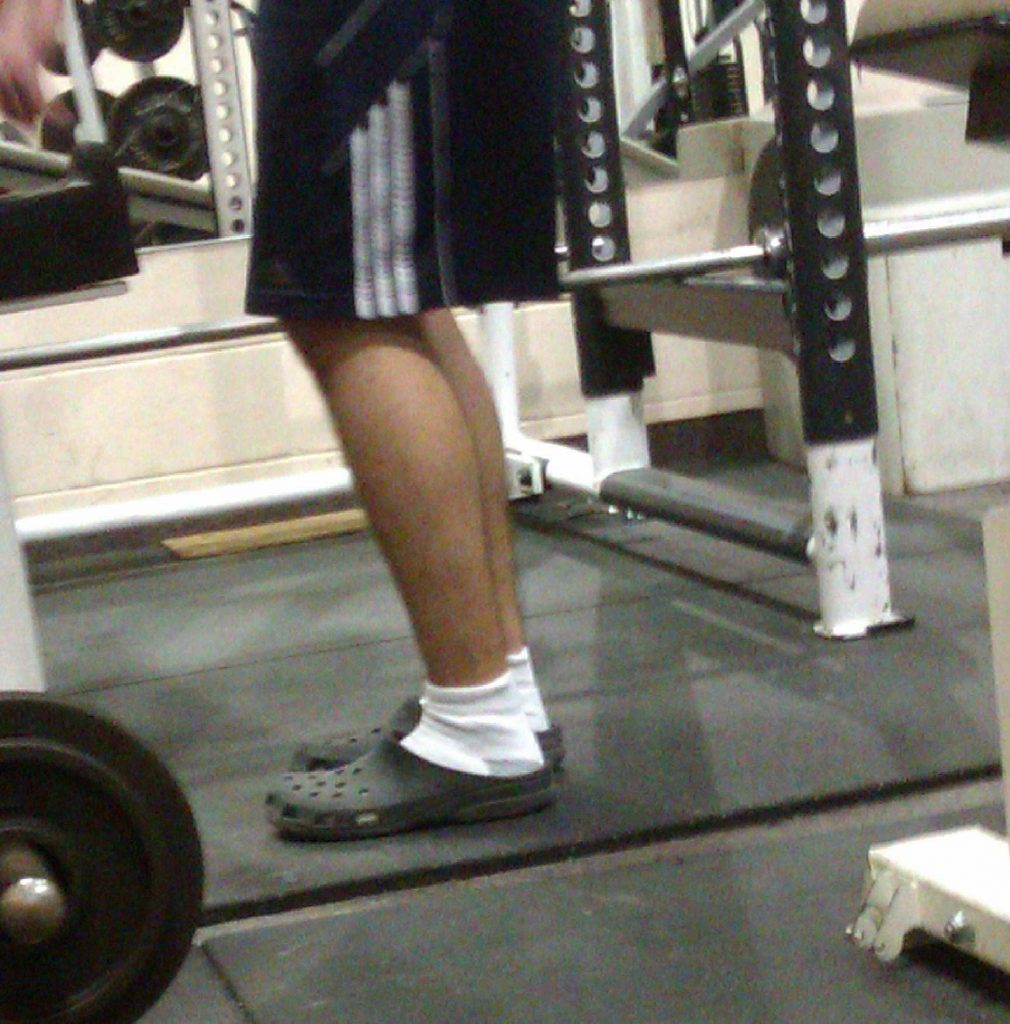 Fitness Apparel Fails