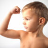 Children Lift Weights