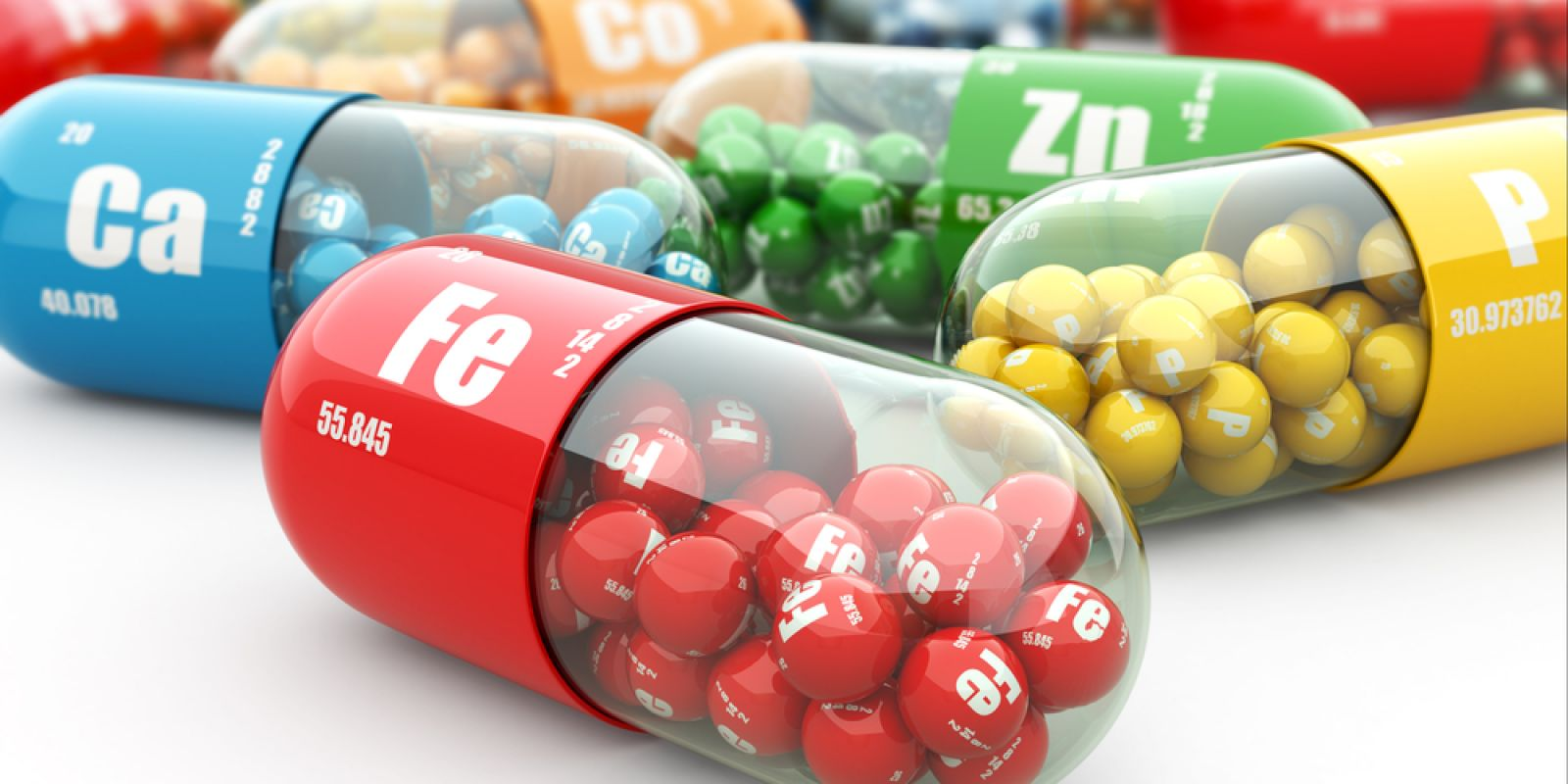 Why Take Vitamin Supplements