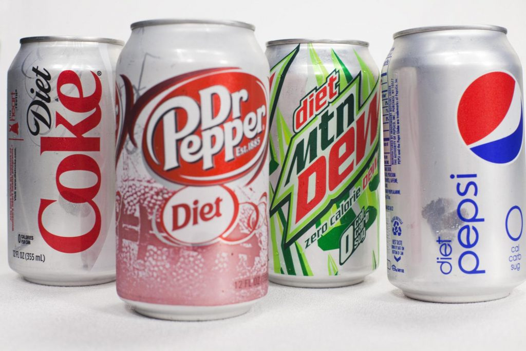can diet soft drink kill