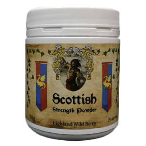 scottish strength powder
