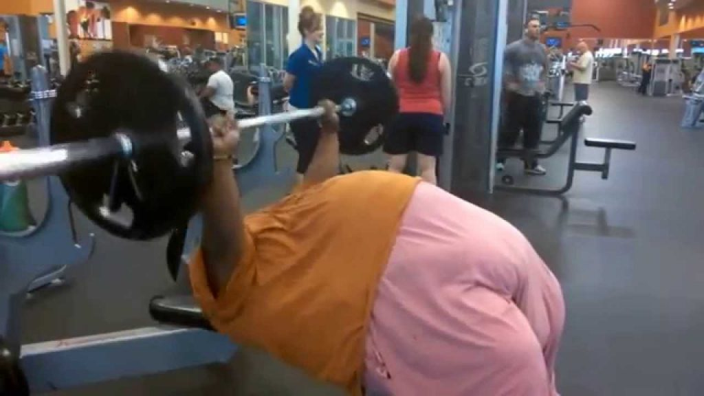 obesity weight lifting safe