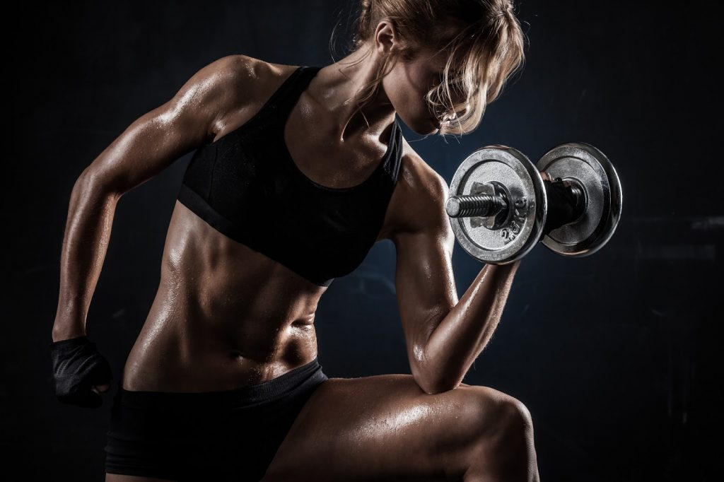will weights make women bulky
