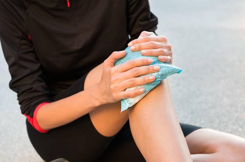 soon muscle strain begin exercising