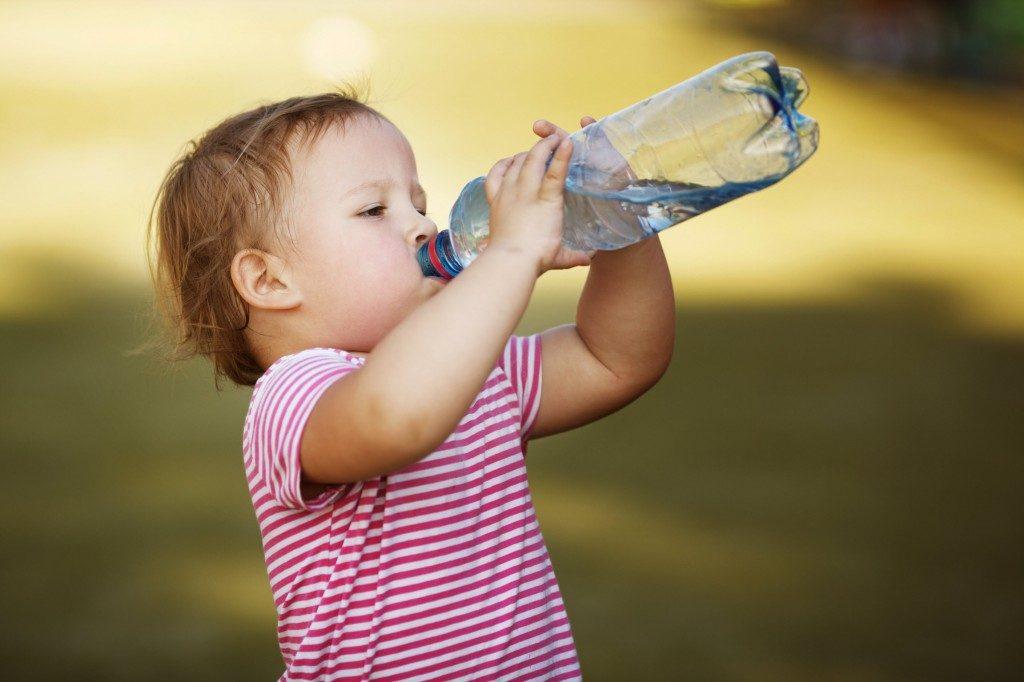 much water drink