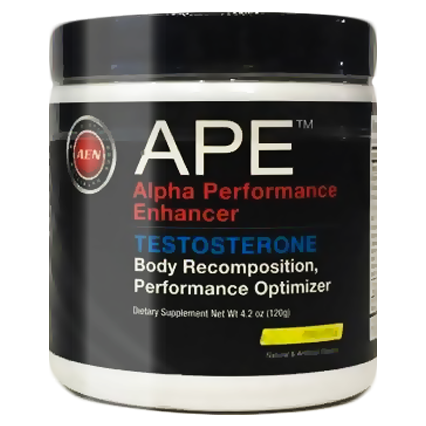 ape athletic edge nutrition