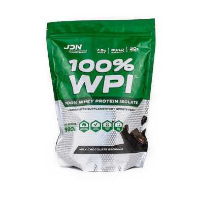 JD Nutracueticals 100% WPIs