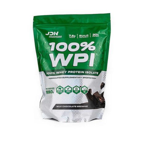 JD Nutracueticals 100% WPIs