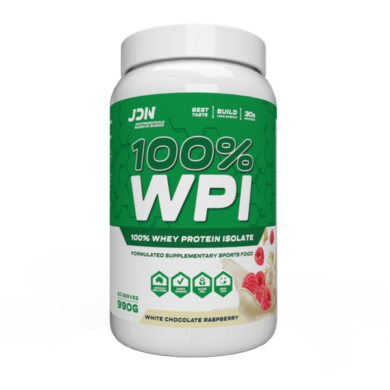JD Nutracueticals 100% WPI