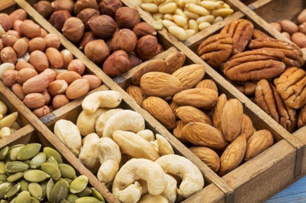nuts make fat