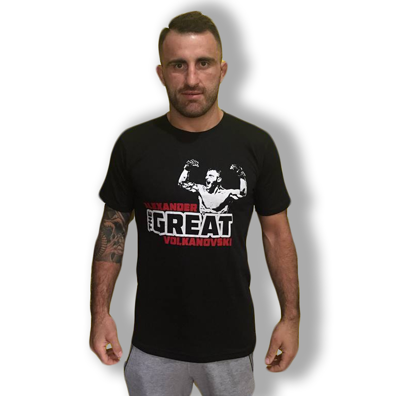 Buy t shirt alexander the great volkanovski The great t shirt