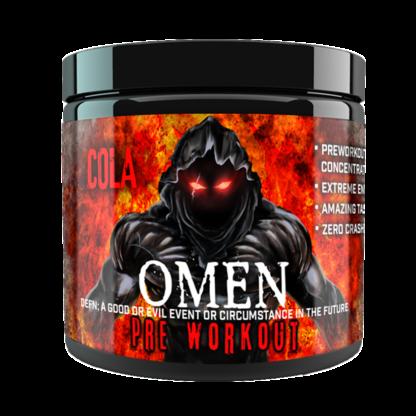 Omen pre workout