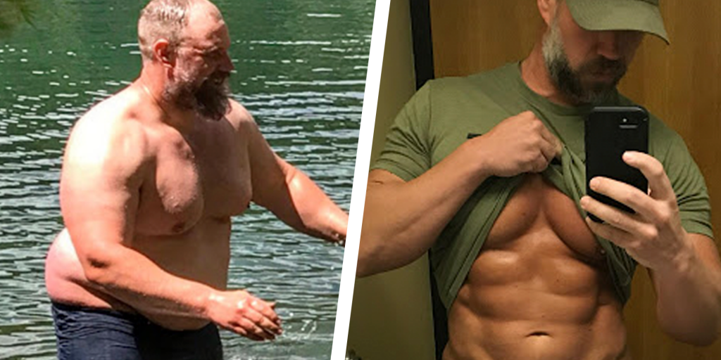 BodyBuilding at 40