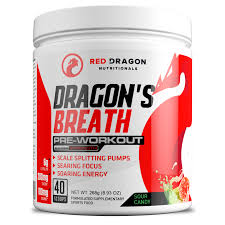 dragons breath pre workout