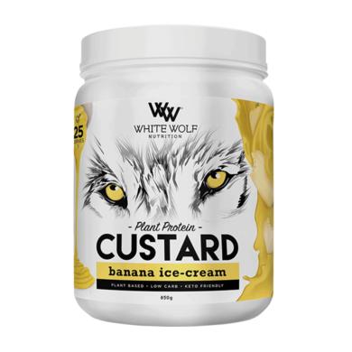 Protein Custard